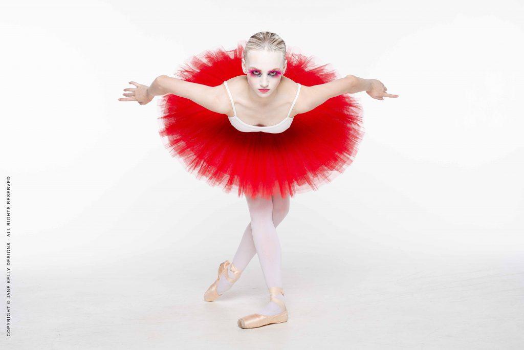 Red Swan Ballet